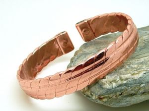 B70: Men's Heavy Copper  Bracelet